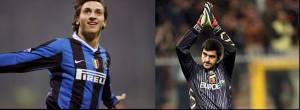 Ibrahimovic e Rubinho