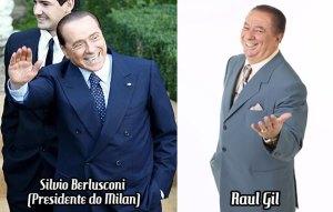 Quem é o chefe da máfia? Será que em Milão tem prova do banquinho.