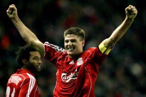 Steven Gerrard: melhor do mundo? - fonte: google.com