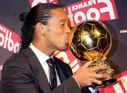 Ronaldinho 080809