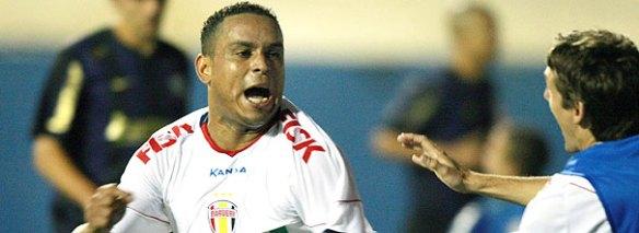 Esse é o atual artilheiro do Brasileirão!! fonte: globoesporte.com
