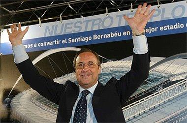 Eu quero ser amigo dele.... Florentino Perez, o cara que gasta!!