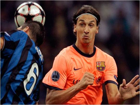 Inter x Barça 190909