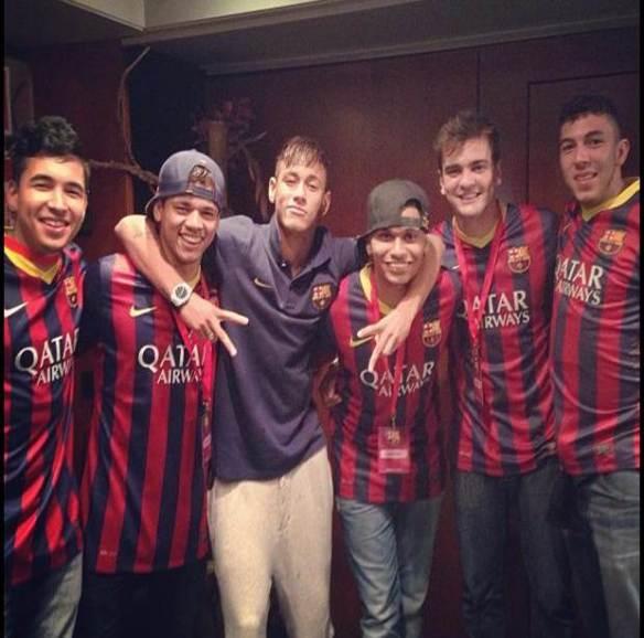fonte: Instagram Neymar