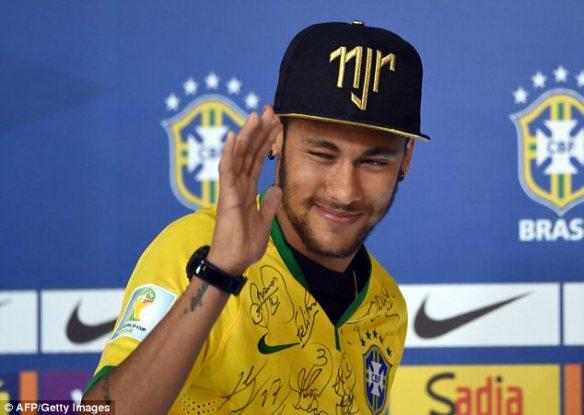 Neymar 14102014